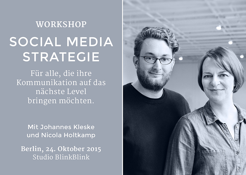Social-Media-Strategie-Workshop