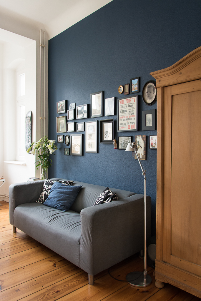 Farrow & Ball – Stiffkey Blue